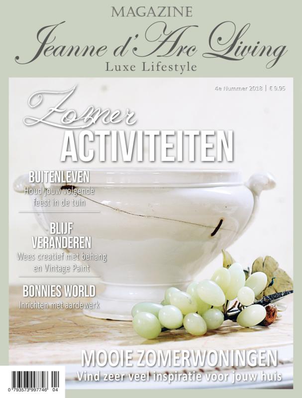Expected...Jeanne d`Arc Living magazine nr: 4 - 2018