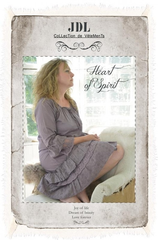 Dress -Heart of Spirit- Jeanne d`Arc Living