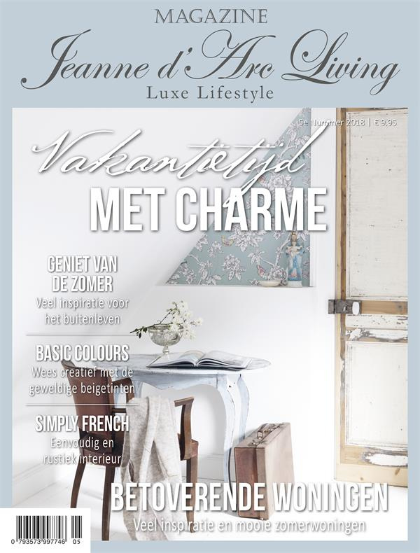 Jeanne d`Arc Living magazine nr: 5 - 2018
