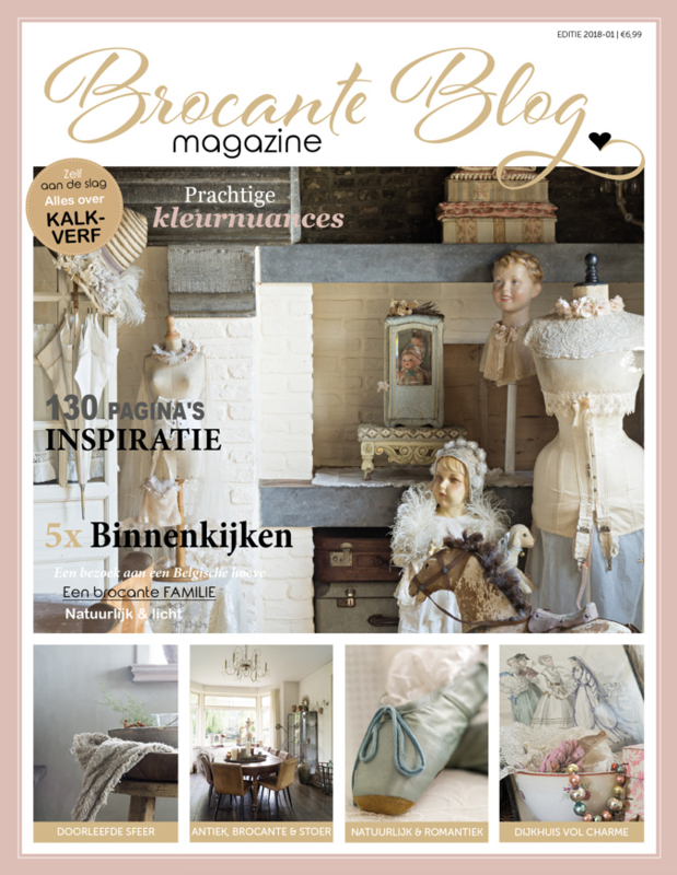 Brocante blog Magazine nr: 1 - 2018