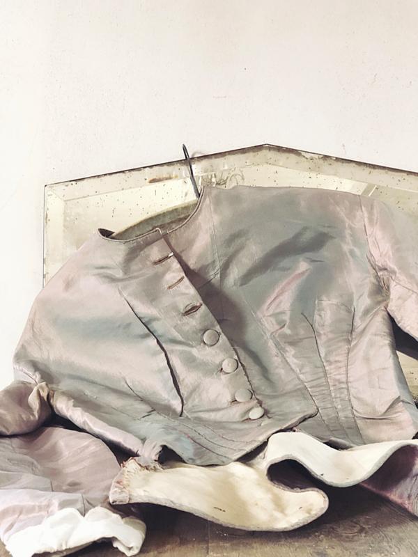 French antique jacket