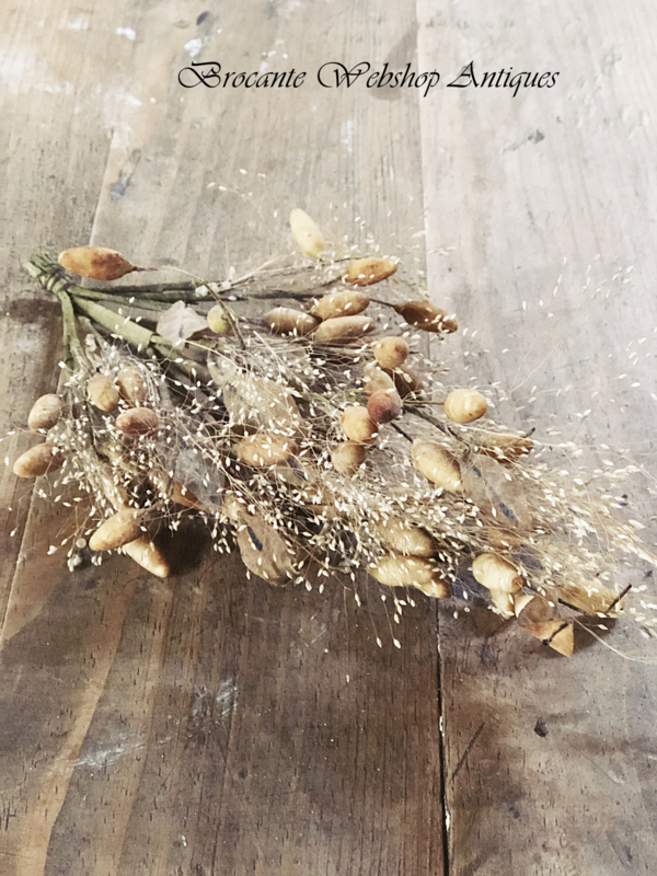 Wax bouquet/ corsage