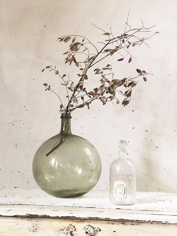Beautiful round bottle