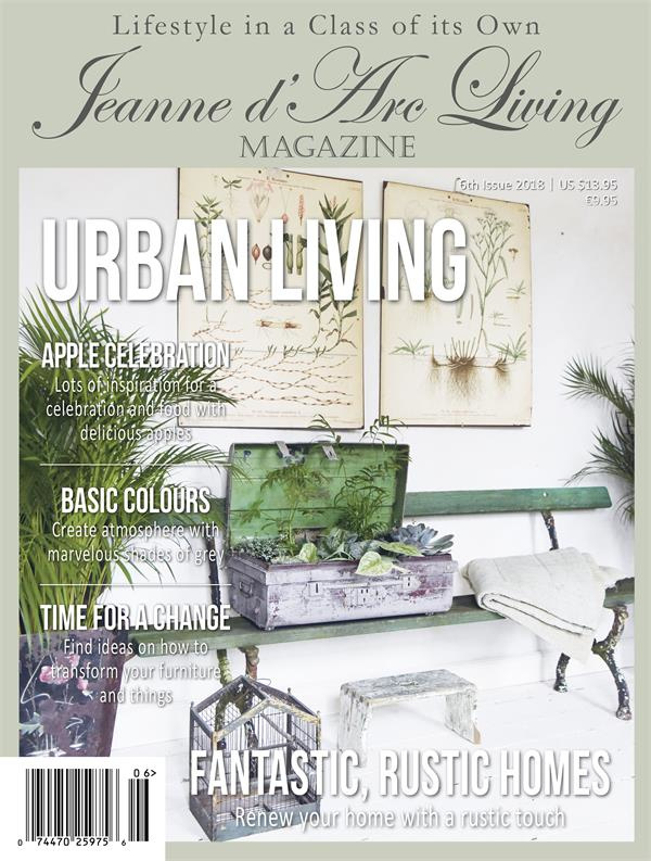 Jeanne d' Arc Living magazine nr: 6 - 2018