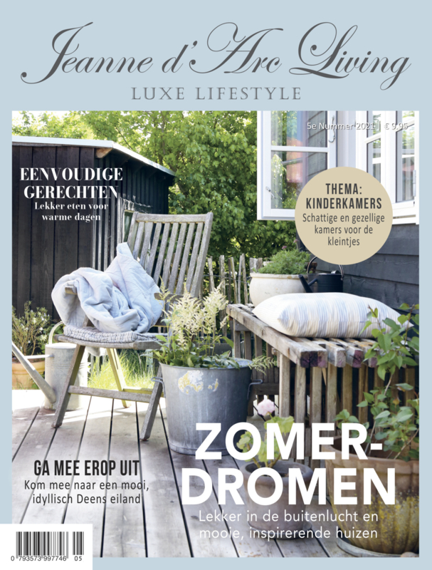 Binnen!.....Jeanne d`Arc Living magazine nr: 5 - 2021