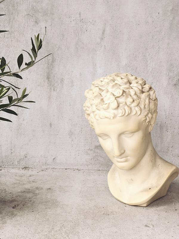 Hermes hoofd