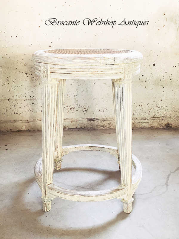 Antique french stool
