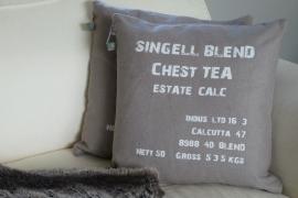 """Kussen """"Singell Blend"""" 50 x 50"""