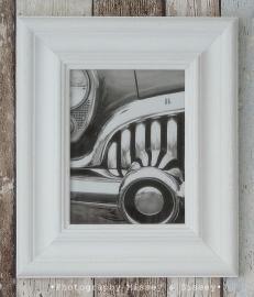 "Schilderij ""Nostalgic Cars No1"""