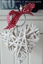 Tafelkleed hanger wit riet
