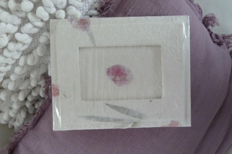 Fotoalbum Frames & Papers bloemenserie