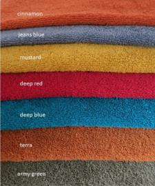 A&R luxe handdoek met naam 70 x 140 cm