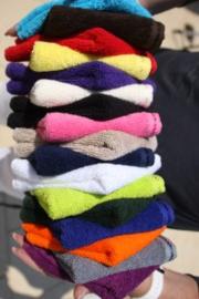 A&R luxe handdoek met naam 50 x 100 cm