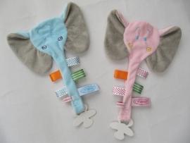 Speendoekje olifant