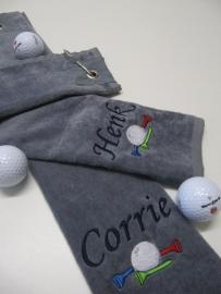 golfhanddoekjes