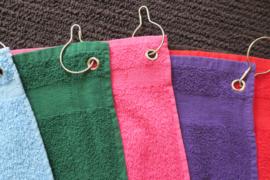 Golfhanddoek met naam (BUDGET kwaliteit)