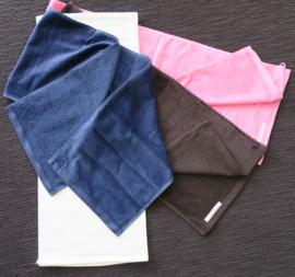 Fitness/sport handdoek met naam (LUXE kwaliteit)
