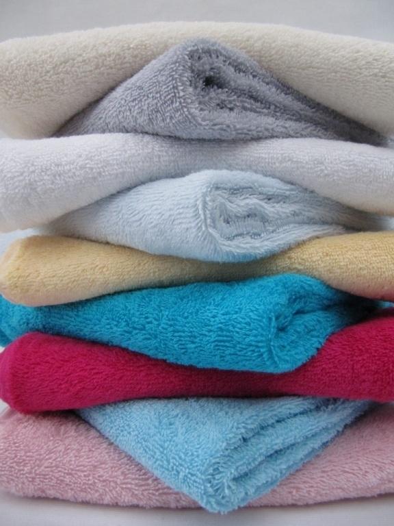 Handdoek standaard met naam 50 x 100 cm