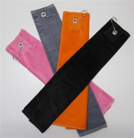 Golfhanddoek met naam (LUXE kwaliteit)