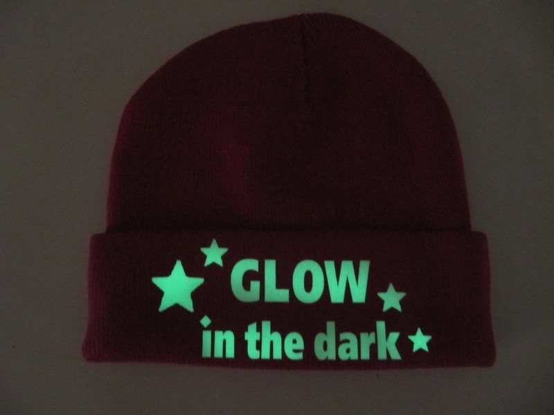 Beanie / muts Glow in the Dark