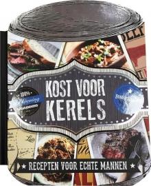Kookboek 'Kost voor kerels'