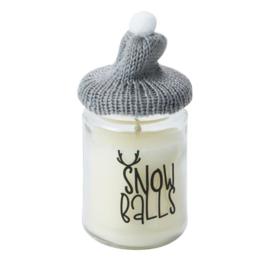 Geurkaars Snowballs