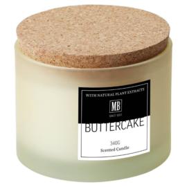 Geurkaars Buttercake