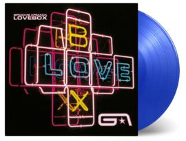 Groove Armada Lovebox 2LP - Blue Vinyl -