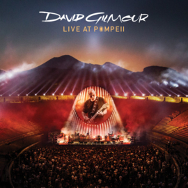 David Gilmour Live At Pompeii 4LP Box Set