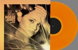 Norah Jones Day Breaks LP - Orange Vinyl