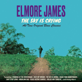 Elmore James Sky Is Crying LP