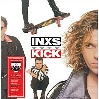 Inxs - Kick 25 Anniversary Super Deluxe Edition 4CD + DVD
