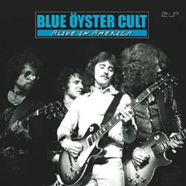 Blue Oyster Cult Alive In America LP