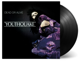 Dead Or Alive Youthquake LP