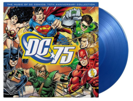 Music of DC Comics LP -Blue Vinyl-