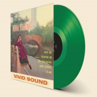 Nina Simone Little Girl Blue LP - Green Vinyl-