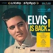 Elvis is Back LP