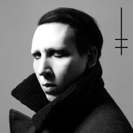 Marylin Manson Heaven Upside Down LP