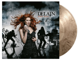 Delain April Rain LP - Coloured Vinyl-
