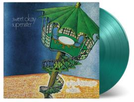Supersister Spiral Staircase LP - Green Vinyl-