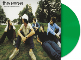 The Verve Urban Hymns 2LP - Green Vinyl-
