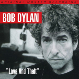 Bob Dylan Love and Theft Numbered Limited Edition Hybrid Stereo SACD