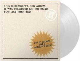Dewolff Tascam Tapes LP - White Vinyl-