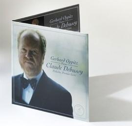 Gerard Oppitz - Debussy HQ LP