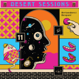 Desert Sessions Vol 11 & 12 2LP