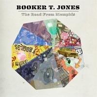 Booker T. Jones The Road From Mempis Lp