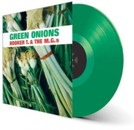 Booker T & Mg's Green Onions LP - Green Vinyl-