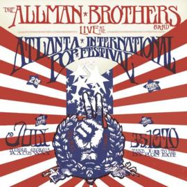 Allman Brothers Band Live At Atlanta 4LP