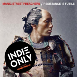 Manic Street Preachers Resistance is Futile 2LP - White Vinyl-