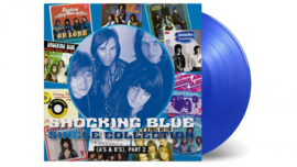 Shocking Blue Singles Collection Part 2 - Transparant Blue Vinyl-